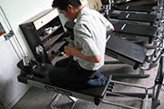 exercise equipment inspection