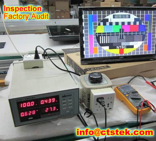 plastics product inspection