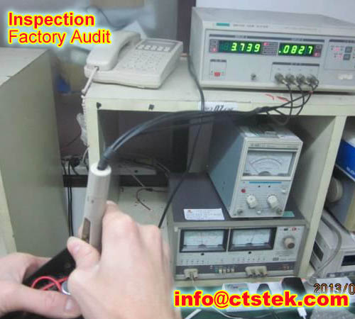 Zhejiang Inspection services