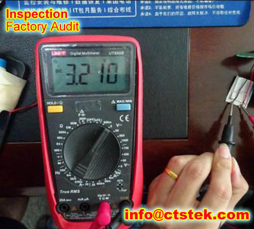 Fuzhou inline inspection