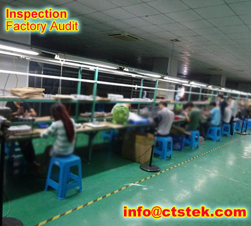 factory qc inspection