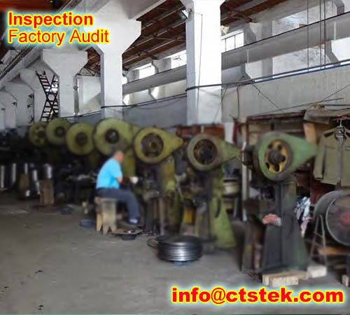 China Quality inspection services