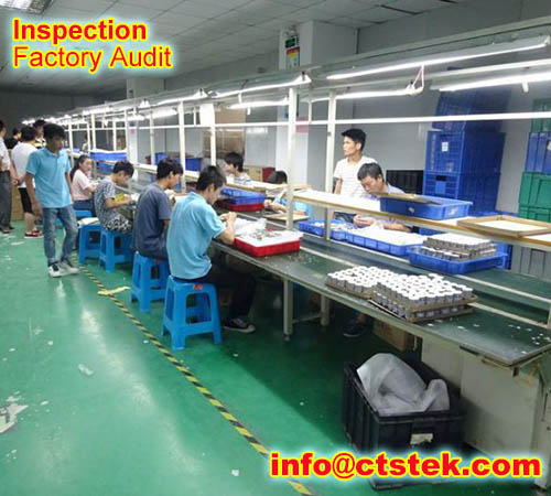 inline quality inspection
