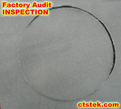 fabric third party inspection