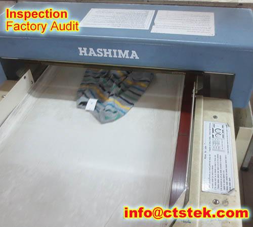 apparel AQL inspection