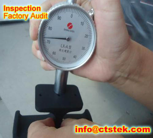 clock QC inspection in Fujian