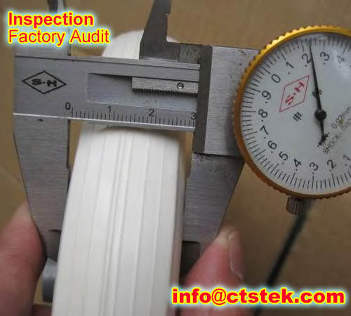 clock Quality inspection