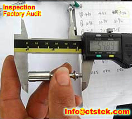 Fujian clock preshipment inspection