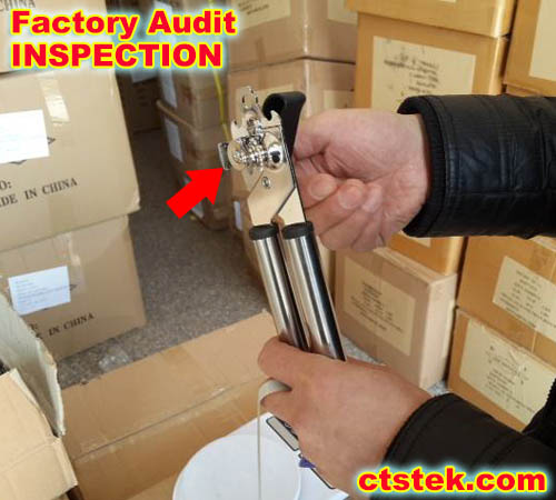 cutlery preshipment inspection