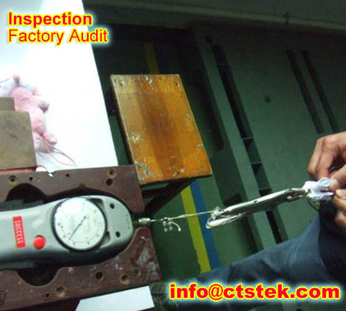 golf club onsite inspection
