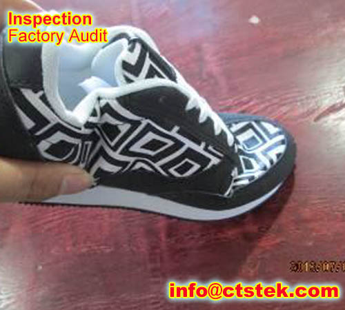 sandals in-line inspection