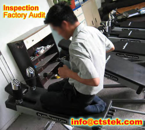 power cord onsite inspection